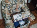 Комплект мягкой мебели и матрас