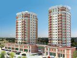 "Отличная квартира в комплексе ""Crown plaza"" с фантастическим видом на Valea morilor"