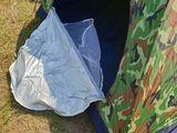 Палатка по очень низкой цене но с хорошими и удобными размерами
