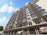 Astercon Grup-sect.Buiucani, apartament cu 3 camere 82.56 m2, 690 €/m2, prețul 56 966 €