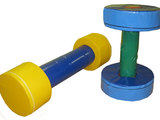 Мягкие игрушки, спортивные элементы, полоса препятствий, детский тренажёр