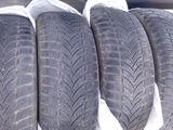 Зимние шины б/у. остаток 60% в хорошем состоянии.