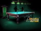 Billiard - service