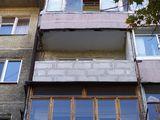 Балконы под ключ в Кишиневе. Расширение балкона. Ищите Остекления Балкона ? Цены Без Посредников !