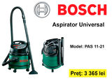 Aspirator universal Bosch in marketurile Volta