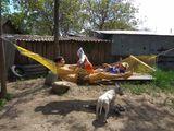 Продам гамак, плетёный, очень прочный, ручная работа.