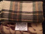 Одеяло-плед,70%шерсти,(Болгарские), 210 Х160.
