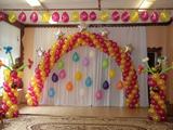 Украшение и оформление воздушными шарами на праздник. Аквагрим. Аниматоры. Клоун. RU/ROM.