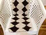 Ч/Шерстяной коврик , для кресла,конопе, на кухне,150 Х 0,40(С Европы)