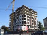 In bloc nou, apartament cu 2 odai sectorul Centru, Priveliște Unica