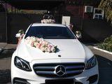 Mercedes Benz E Class   2017 alb/negru