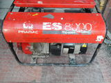 Аренда генератора/inchiriere generator elektric  6.5кВт бензин.