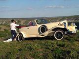Beauford cabriolet automobil ideal pentru ceremonii, nunti.Свадьба ретро авто auto nunta cabrio
