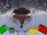 Lopata pentru zapada, Лопата для снега от производителя