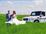 Mercedes-Benz G-Class (Ghelik) Транспорт для торжеств Transport pentru ceremonie