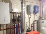 Компания предоставляет монтаж газовых и твердотопливных котлов, систем отопления и водоснабжения