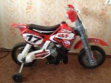 Motocikleta sportiva pe acumulator in stare buna - 2000 lei