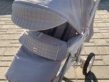 Продам итальянскую коляску CAM dinamico 3 в 1