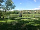 teren p/u Casă  amplasat în or. Hincești  lingă pădure  și iaz