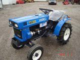 Tractor japonez Iseki TX1000