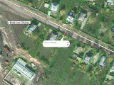 Teren sub construcţie 8km de la Chişinău