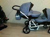 Продам идеально-компактную коляску для ваших младенцев. Доставка с нас.