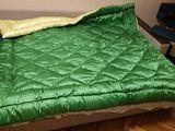 Большое пуховое одеяло (новое)