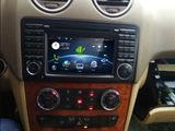 Android navigator DVD для Mercedes ML/GL 2007-2012