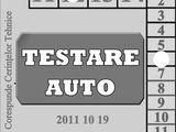 Revizia tehnica, testare auto, техосмотр.  Buiucani, Telecentru, Botanica.