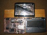 Продам на запчасти Acer Aspire 5530G-702G25Mi, HP Pavilion DV7-1210ea и Lenovo ideapad S400 и др.