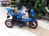 Мотоцикл на аккумуляторе  двухмоторный новый 1450 лей!