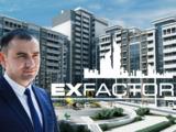 Exfactor Grup - Ciocana 2 camere 65 m2 et. 3 de la 620 € m2 prețul 40.300 € cu prima rată 12.100 €