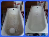Реставрация ванн  жидким  наливной акрил пластол наш профиль!!!