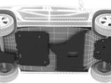 Novline. защита картера, защита коробки передач, раздатки.