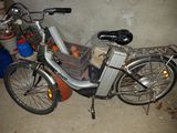 bicicleta electrica Italwin