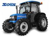 Tractor Solis (75 cai, 4x4) pentru lucru in campuri