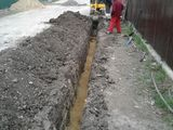 Apa gaz canalizare apeduct gazoduct газ вода водопровод и канализация земляные работы miniexcavator