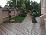 Amenajare cu pavaj / укладка тротуарной плитки