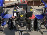 Vand motocultoare pe motorină 6, 7, 9 c.p. / benzină si Remorcă (500 kg / 700 kg / 1000 kg)