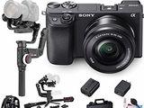 Sony A6400, Sony Cyber Shot RX0 II, AirCross  Toate modelele is nou sigilate limba rusa este.