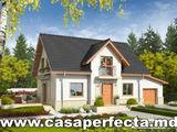 Casa termoizolata, rezistenta si cu un climat comfortabil la doar 35875 euro