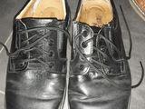 Pantofi pentru barbati din piele naturala de maina a doua