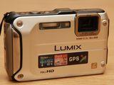 Panasonic Lumix DMC-FT3 - водонепроницаемый и ударопрочный фотоаппарат (action camera)