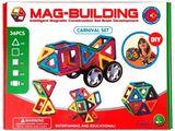 Магнитный конструктор Mag Building для вашего ребенка Подарок на Новый год