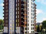 apartament cu 1 odaie cu suprafața totală de 39 m2