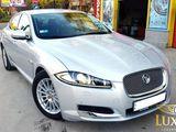 Jaguar XF XJ nunti sofer chirie pe ore auto rent car prokat arenda BMW Audi A6 A7 A8 limousine