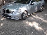 Mercedes w 212 motor 651 cdi.