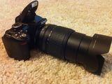 Nikon D3100 18-105 mm