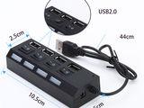 Usb hub 4-port usb2.0