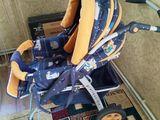 Se transforma in scaun auto 3 în 1